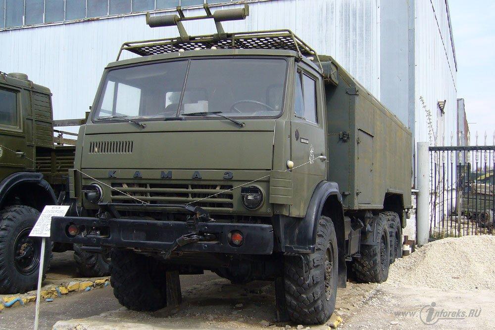 Рязанский автомобильный музей 43