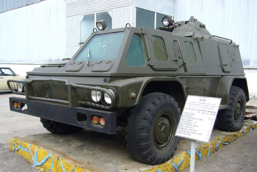 Рязанский автомобильный музей 35