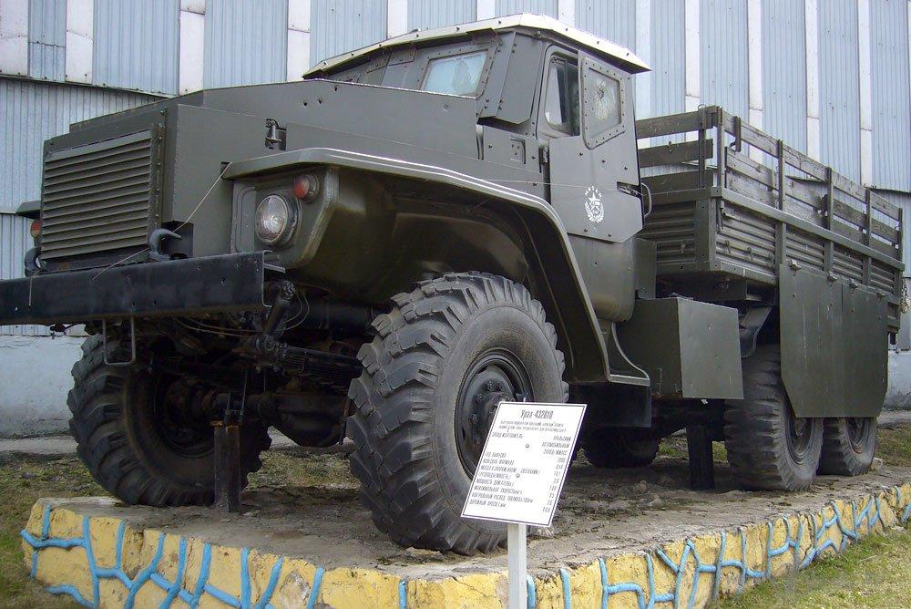 Рязанский автомобильный музей 29