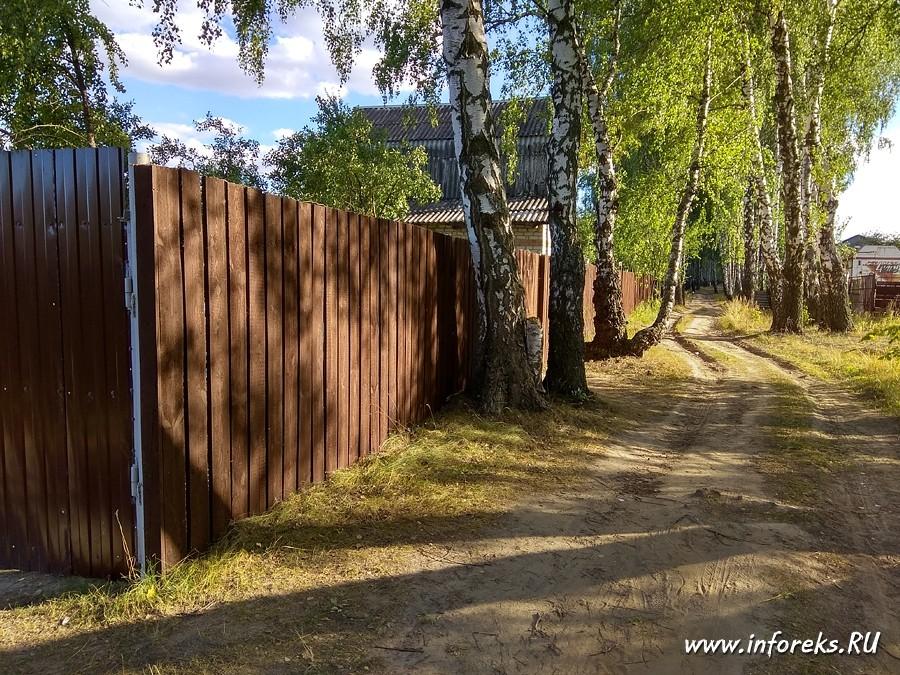 Рецепт Шведской краски для деревянных заборов 4