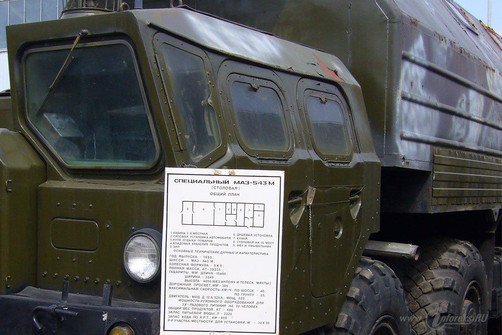 Рязанский автомобильный музей 59