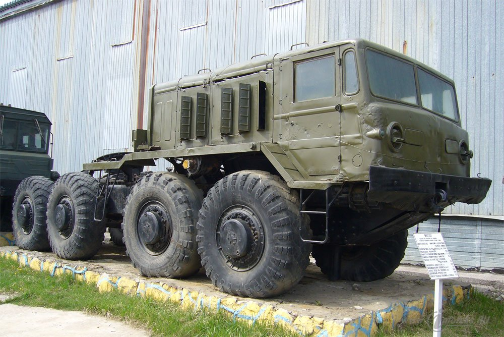 Рязанский автомобильный музей 45