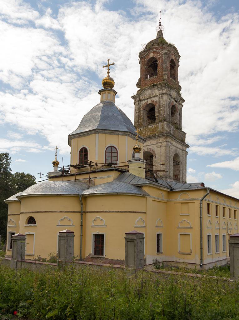 Старинные церкви Рязанской области 21