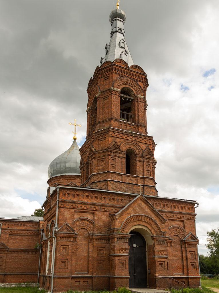 Старинные церкви Рязанской области 23