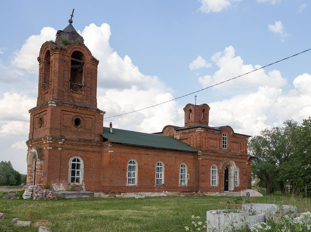 Старинные церкви Рязанской области 5