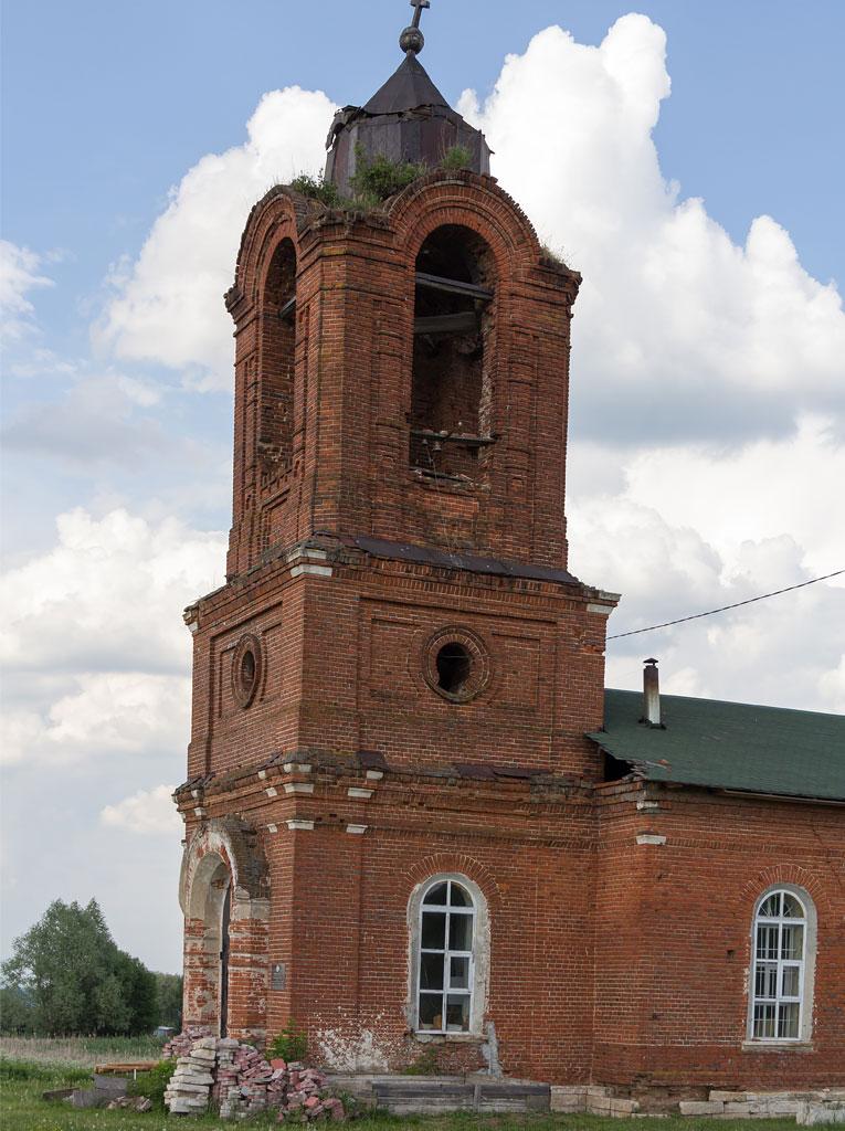 Старинные церкви Рязанской области 7