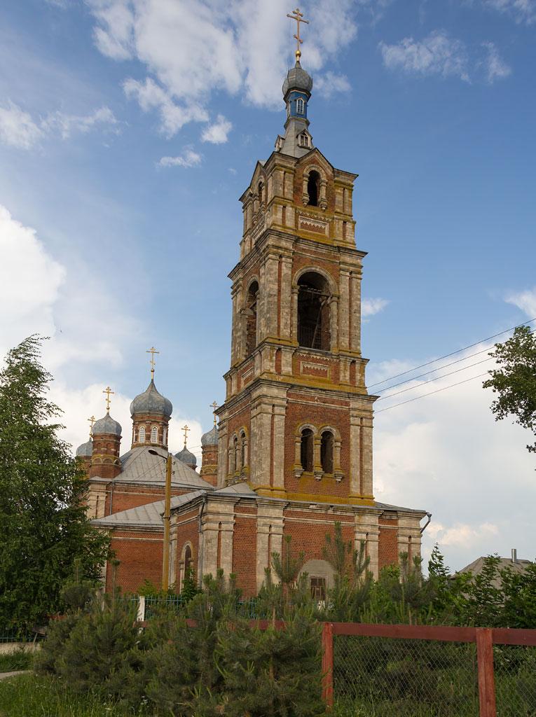 Старинные церкви Рязанской области 9