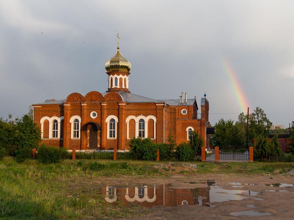 Старинные церкви Рязанской области 11