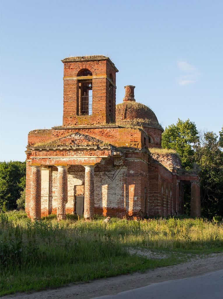 Старинные церкви Рязанской области 15