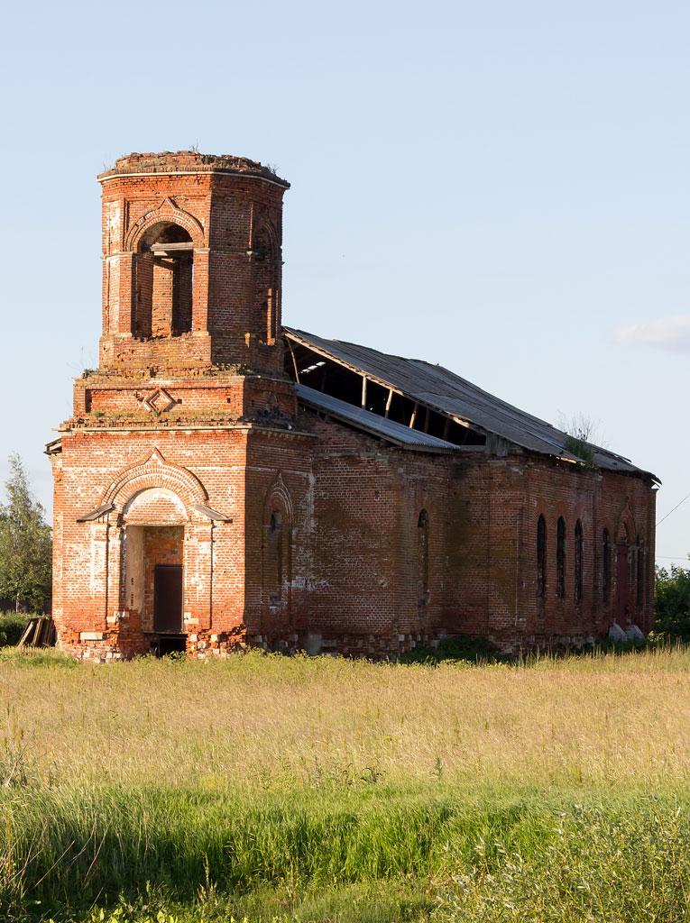 Старинные церкви Рязанской области 17