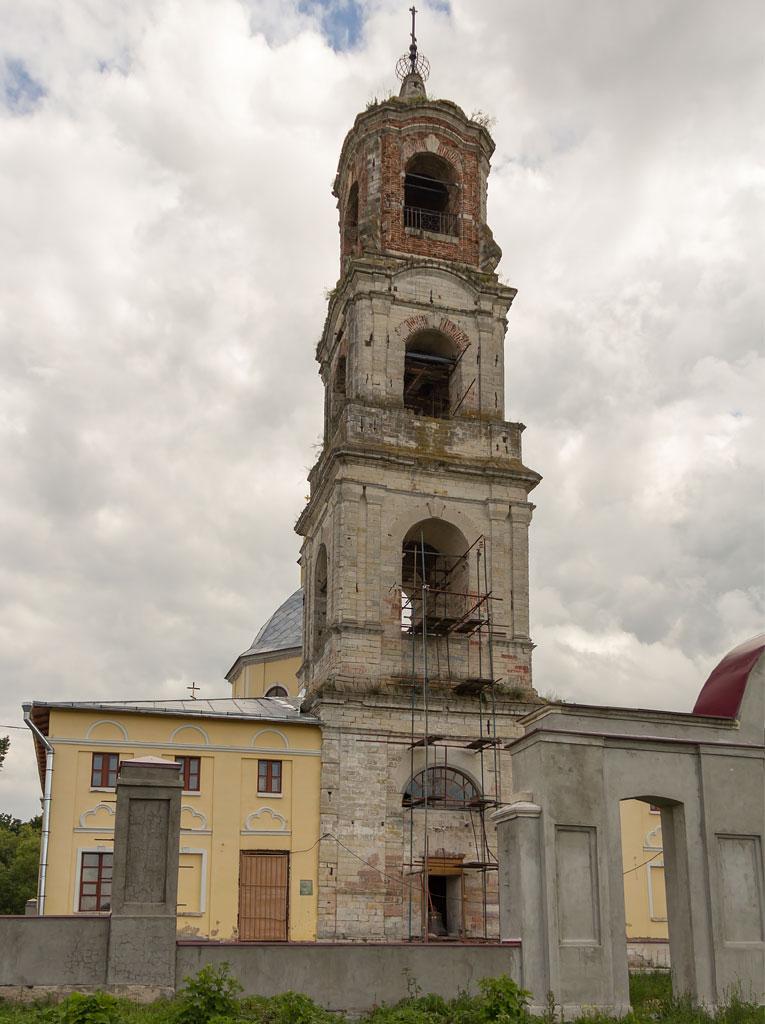 Старинные церкви Рязанской области 19