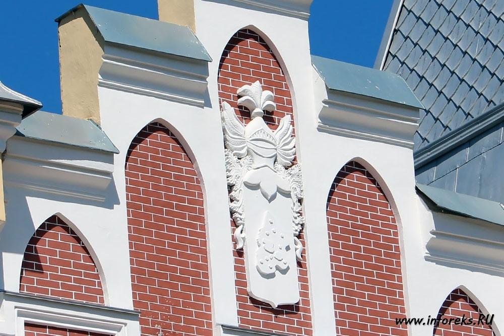 Усадьба фон Дервиза в Кирицах 29