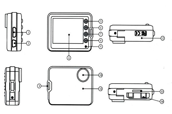 Инструкция к AutoExpert DVR-888 3