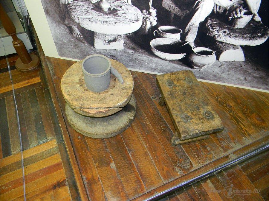 Фотографии музейных экспонатов Рязанского Кремля 3