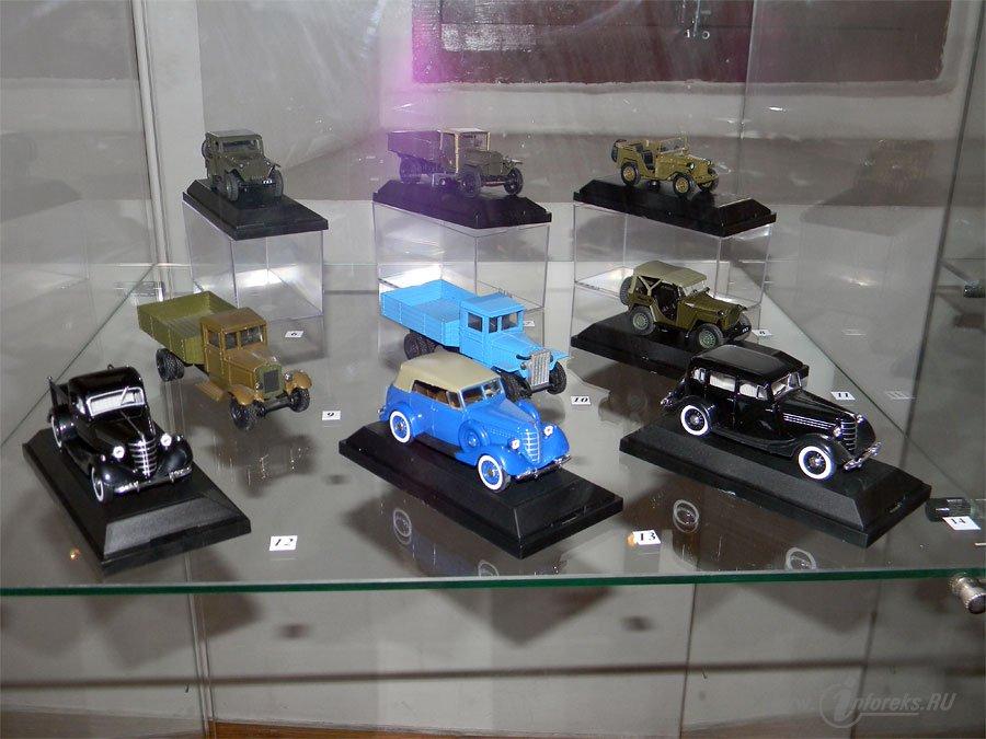 Фотографии музейных экспонатов Рязанского Кремля 33