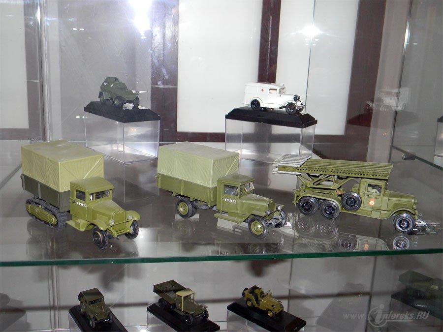 Фотографии музейных экспонатов Рязанского Кремля 35