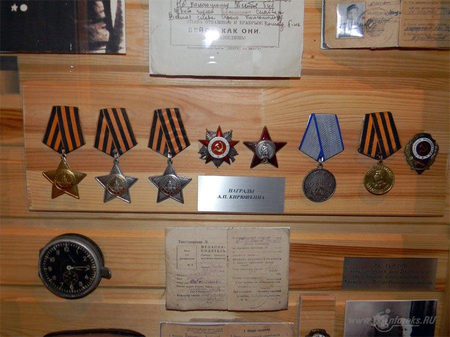 Фотографии музейных экспонатов Рязанского Кремля 39