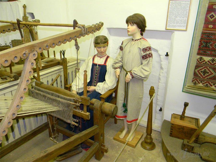 Фотографии музейных экспонатов Рязанского Кремля 5