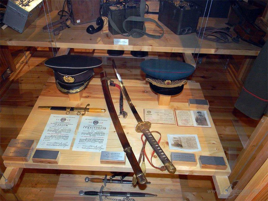 Фотографии музейных экспонатов Рязанского Кремля 41
