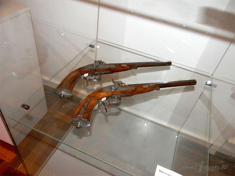 Фотографии музейных экспонатов Рязанского Кремля 49