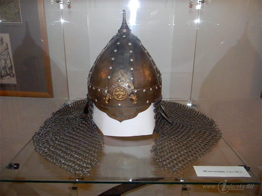 Фотографии музейных экспонатов Рязанского Кремля 55