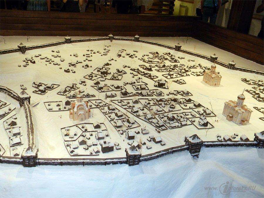Фотографии музейных экспонатов Рязанского Кремля 57