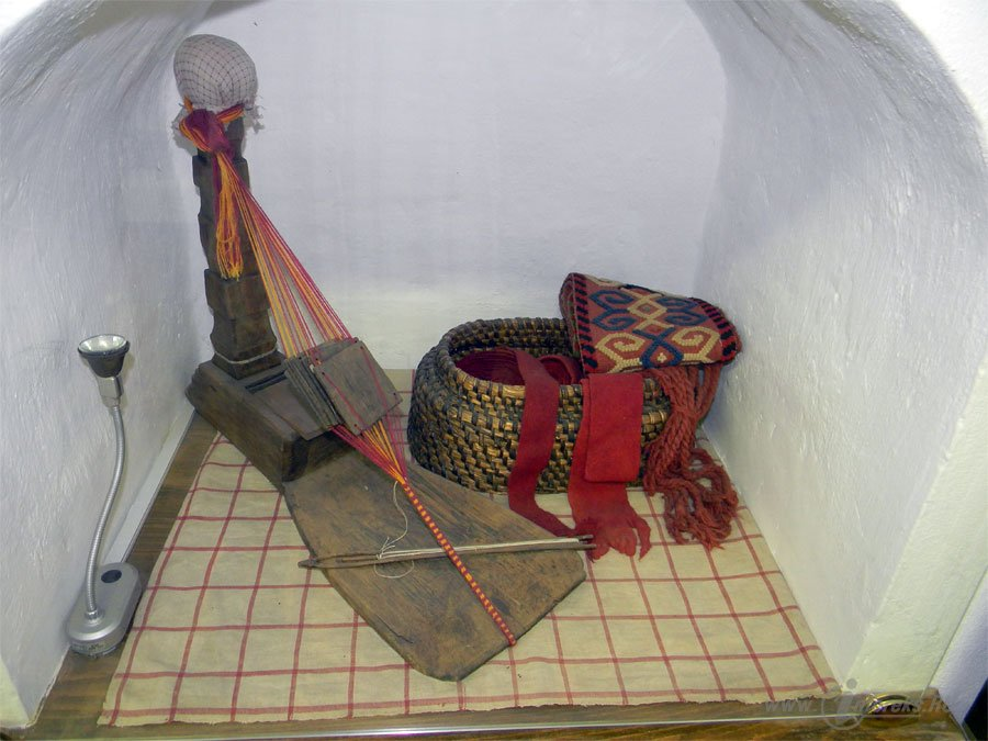 Фотографии музейных экспонатов Рязанского Кремля 7