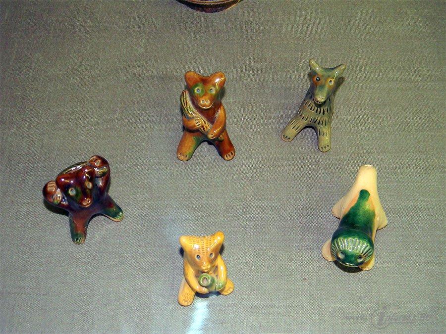 Фотографии музейных экспонатов Рязанского Кремля 67
