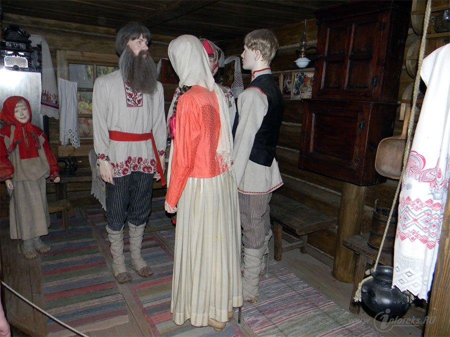 Фотографии музейных экспонатов Рязанского Кремля 11