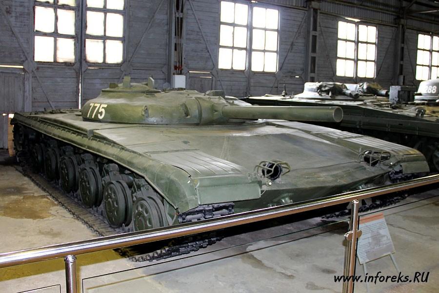 Танковый музей в Кубинке 61