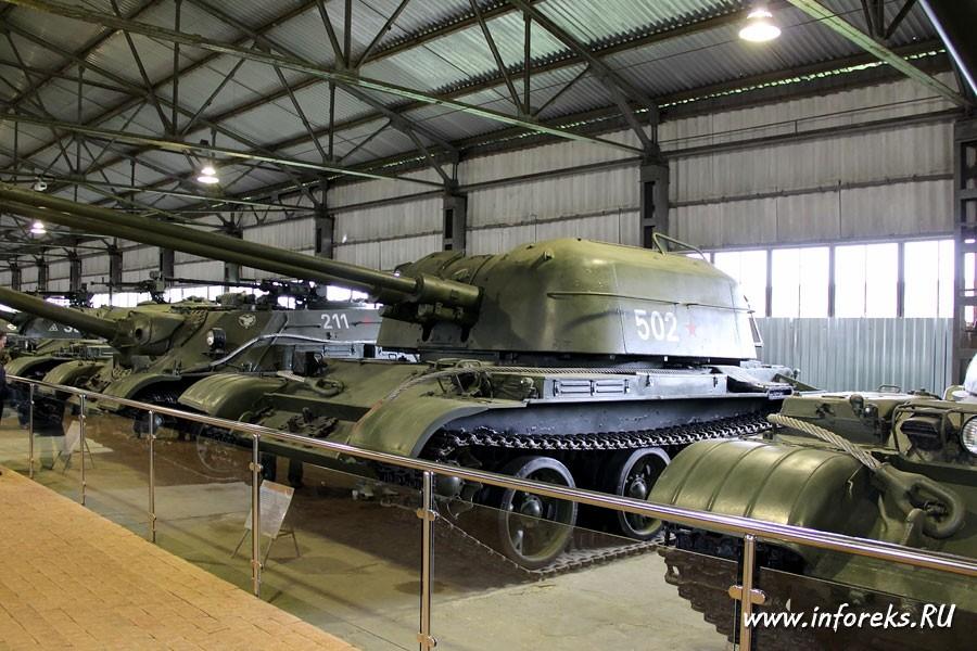 Танковый музей в Кубинке 59