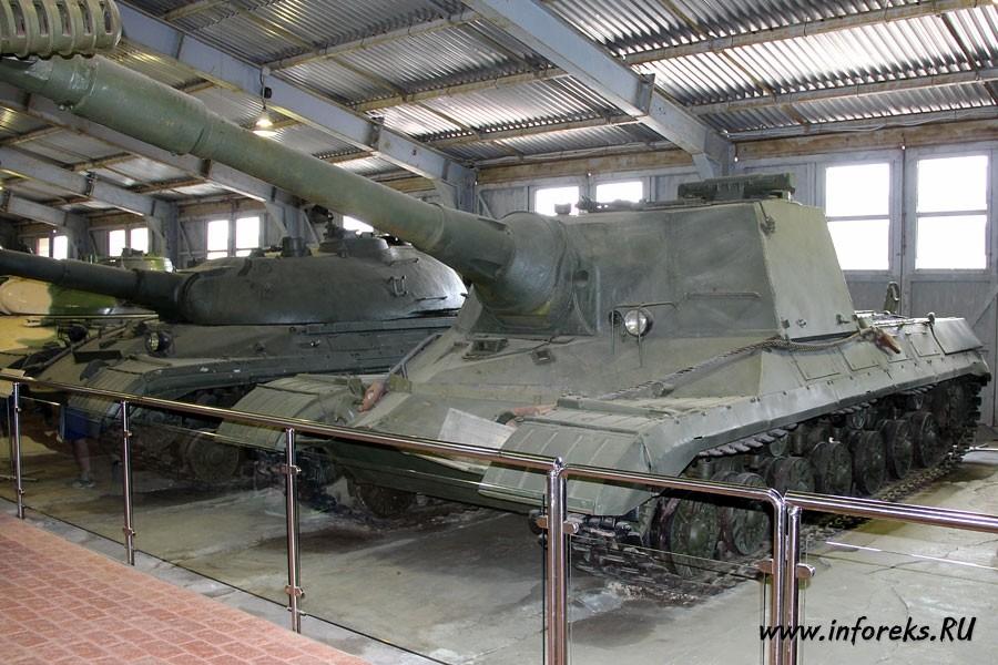 Танковый музей в Кубинке 57
