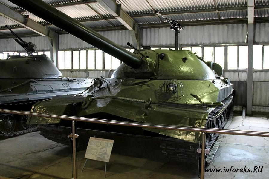 Танковый музей в Кубинке 53