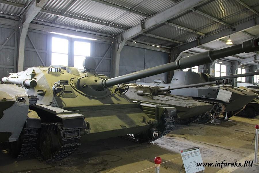 Танковый музей в Кубинке 49