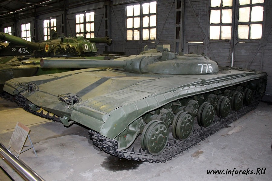 Танковый музей в Кубинке 47
