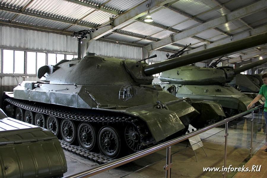 Танковый музей в Кубинке 45
