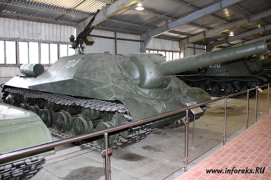 Танковый музей в Кубинке 39