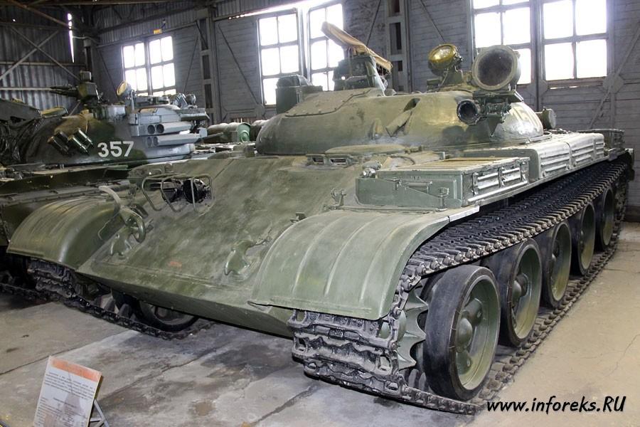 Танковый музей в Кубинке 37