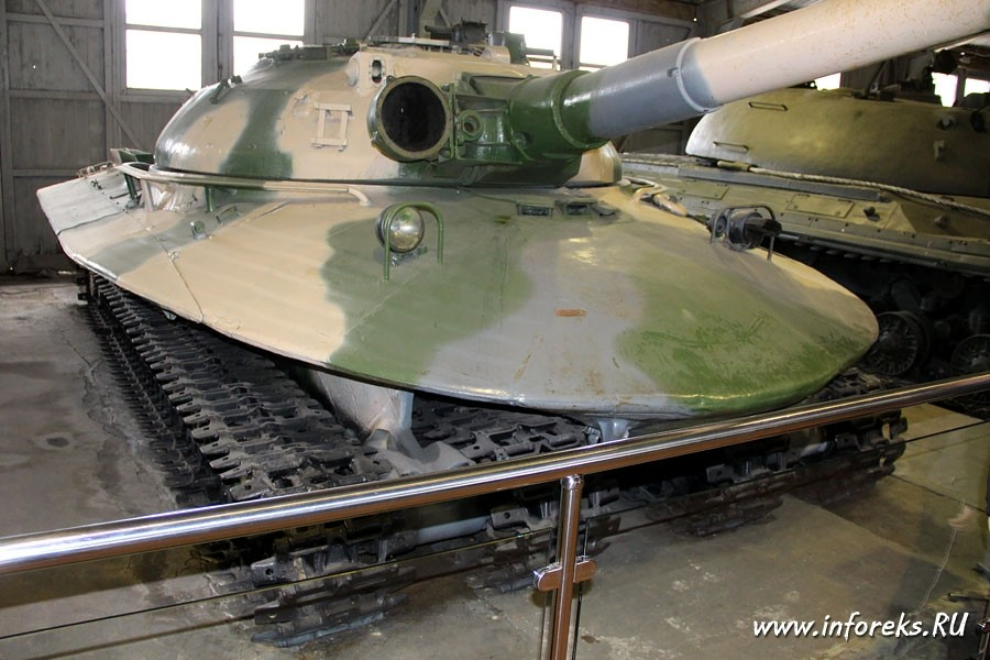 Танковый музей в Кубинке 35