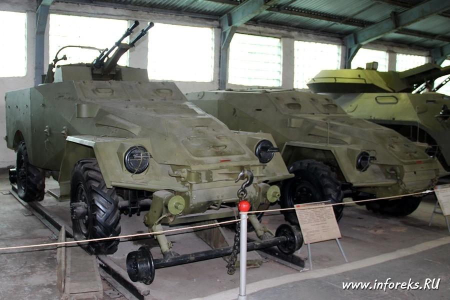 Танковый музей в Кубинке 25