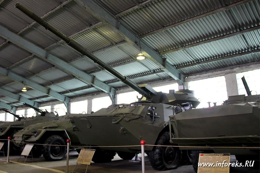Танковый музей в Кубинке 21