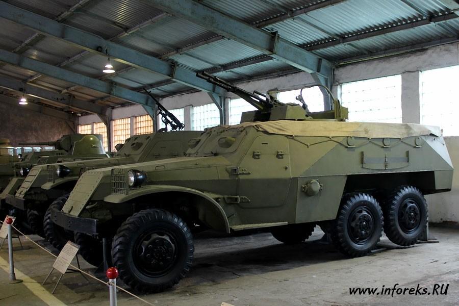 Танковый музей в Кубинке 19