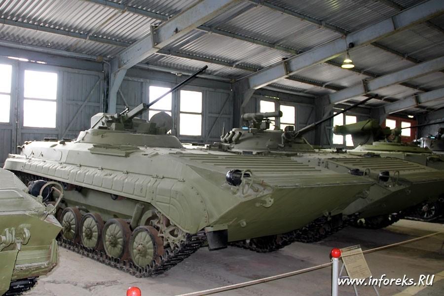 Танковый музей в Кубинке 17