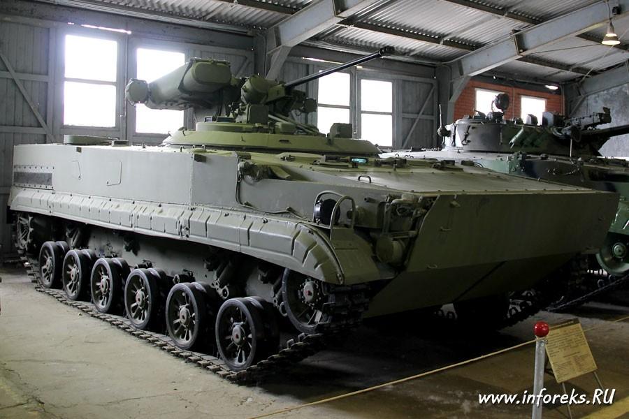 Танковый музей в Кубинке 15
