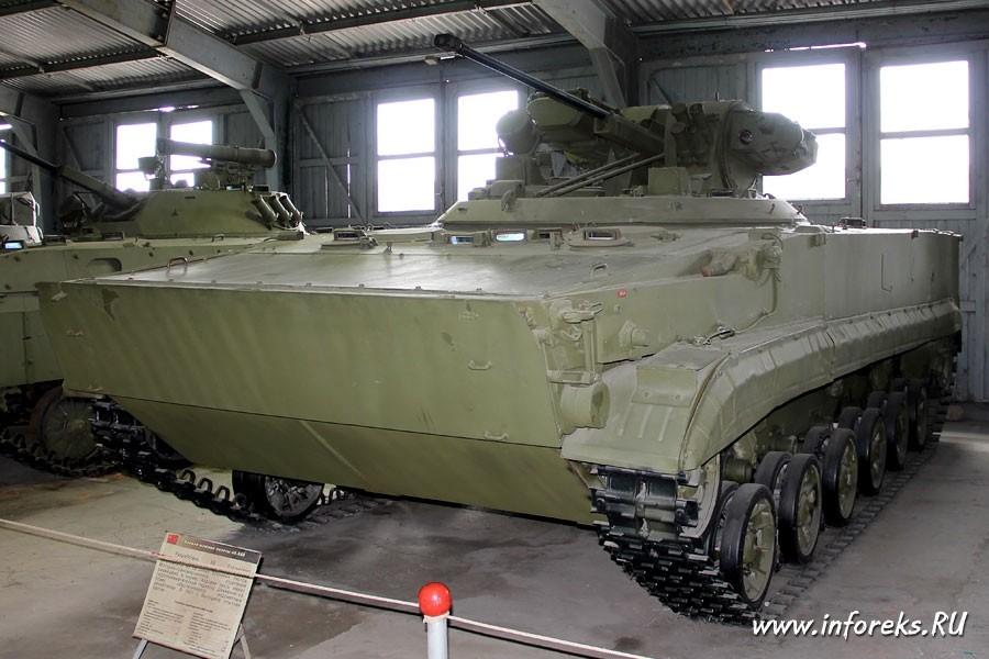 Танковый музей в Кубинке 13