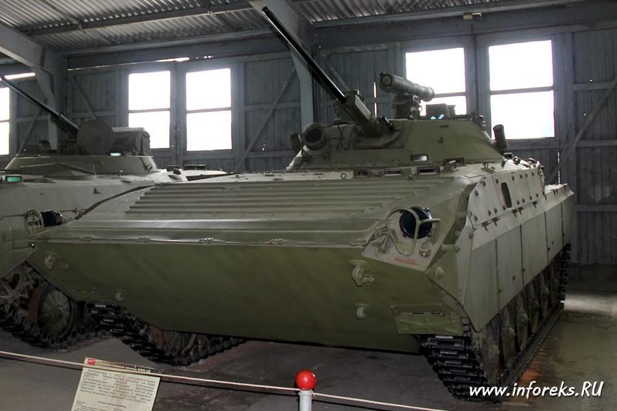 Танковый музей в Кубинке 11