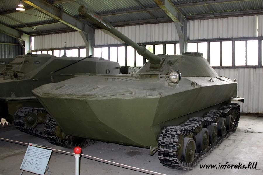 Танковый музей в Кубинке 9