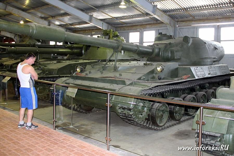 Танковый музей в Кубинке 7