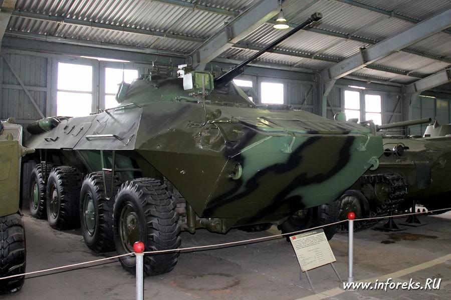 Танковый музей в Кубинке 5
