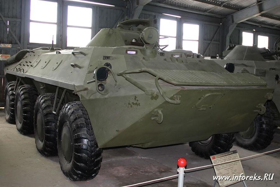 Танковый музей в Кубинке 3